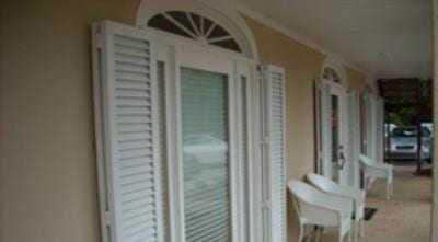 hurricane shutters feel one with the outdoors