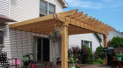 pergolas you dream it we build it