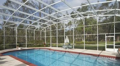 pool enclosures custom built