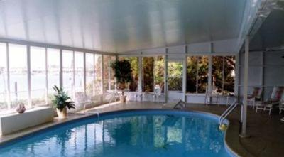 pool enclosures feel one with the outdoors