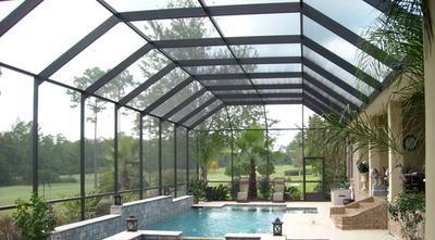 pool enclosures you dream it we build it