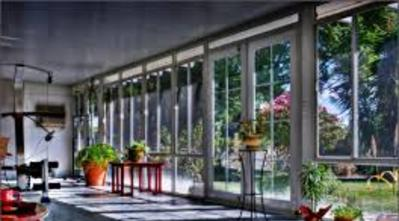 sunrooms feel one with the outdoors